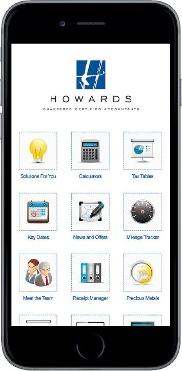 Howards App
