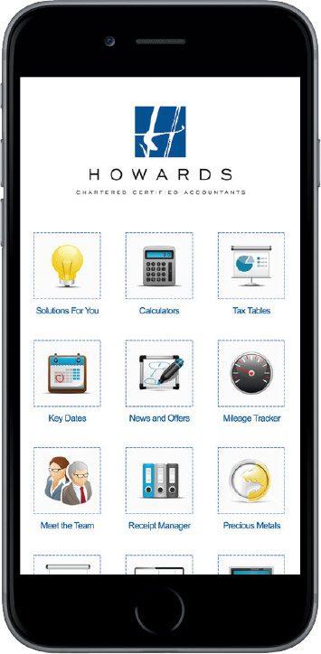 Howards App
