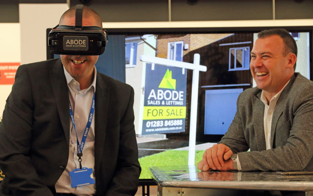 Sound accountancy support helps Abode Midlands launch UK's first virtual reality service