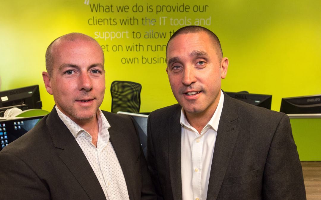 Infinity taps into business support to manage growth