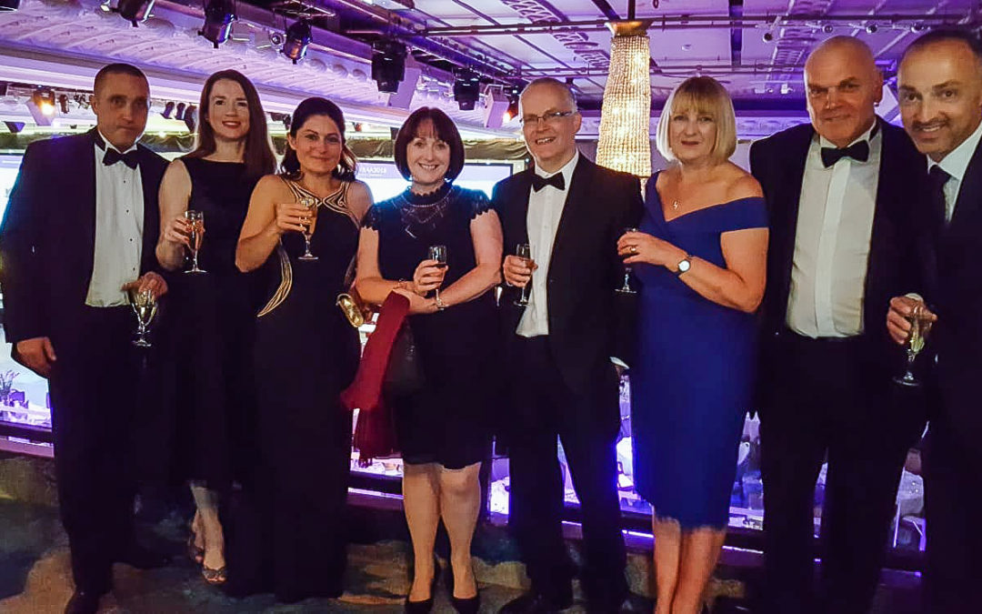 Howards scoops special accolade at  British Accountancy Awards