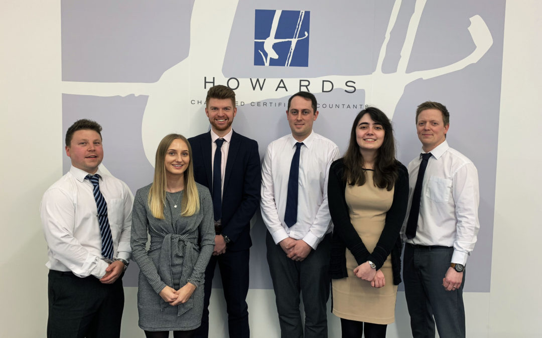 Howards' employees are already embracing excellence for 2019