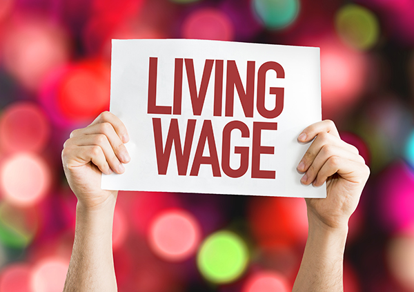 National Living Wage increase