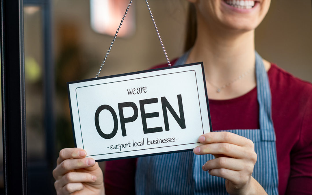 Some tips on how to get open for business post COVID-19