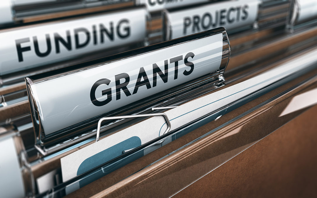 New Local Authority grants available